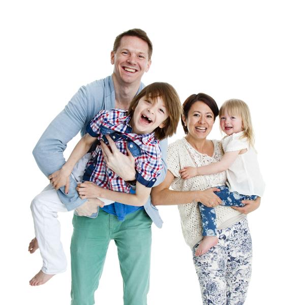 FAMILJEFOTOGRAF I TÄBY