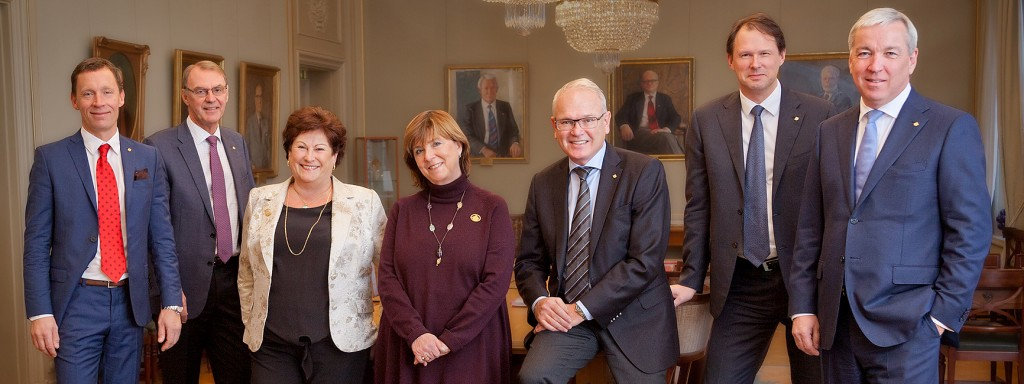 Gruppfoto Stokcholm Företag