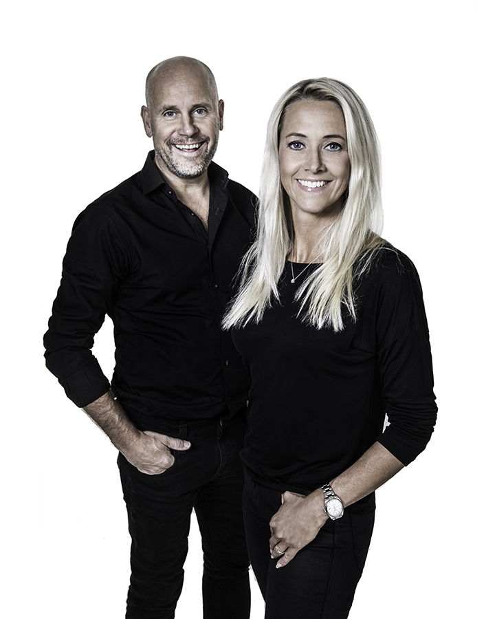 Fotograf Anne och Magnus Smajl studio