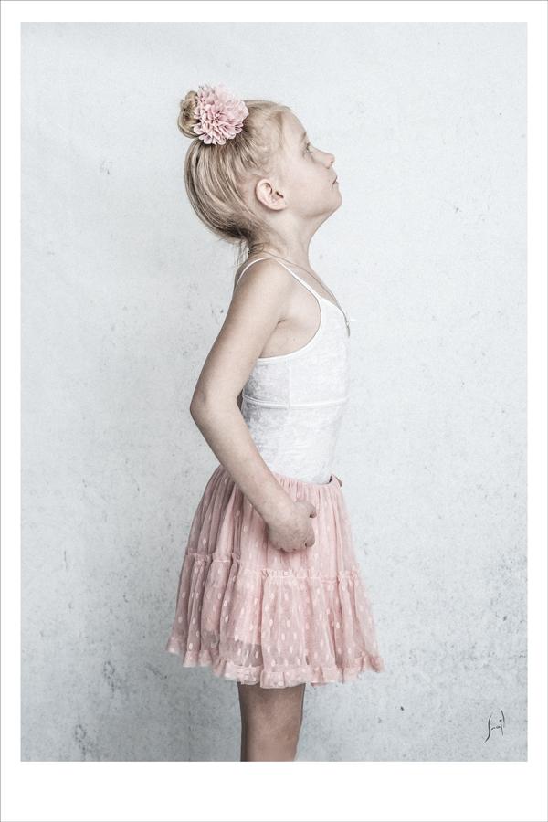 Balettflicka